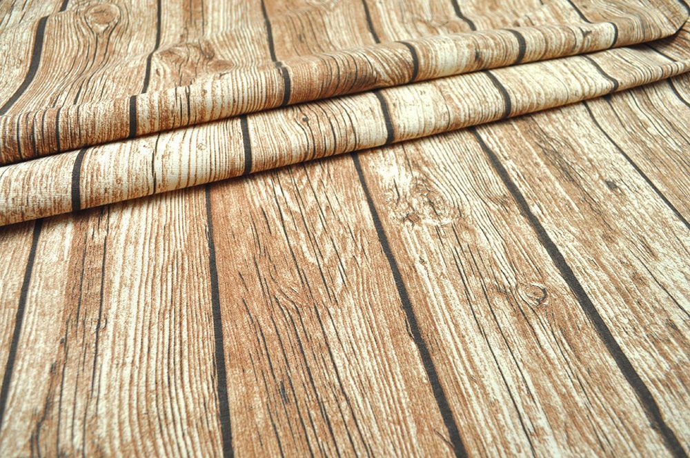 Dekostoff - Holzbretter