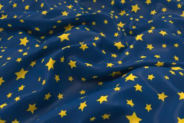 Nachtblau/Gelb