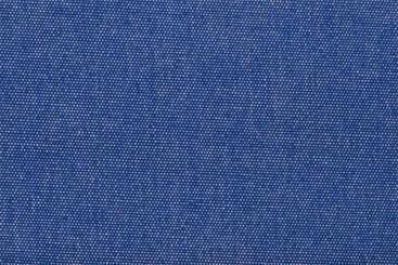 Blau Melange Uni