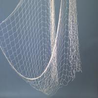 Fischernetz Baumwolle - Masche 5 cm - 400 x 100 cm -  -