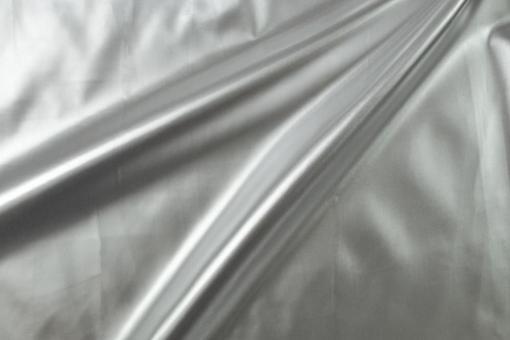 Thermo-Vorhangfutter - zweiseitig - Silber