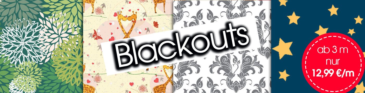 Neue Blackouts