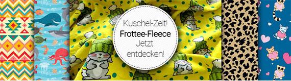 Frottee-Fleece