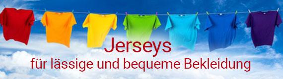 Jersey-Stoffe