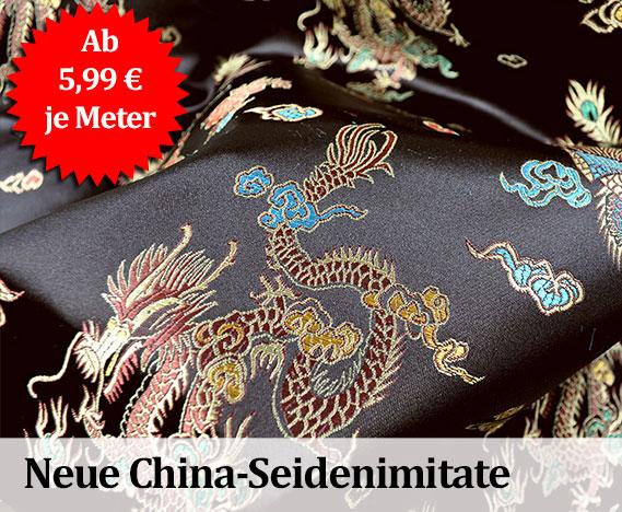 China-Seidenimitate