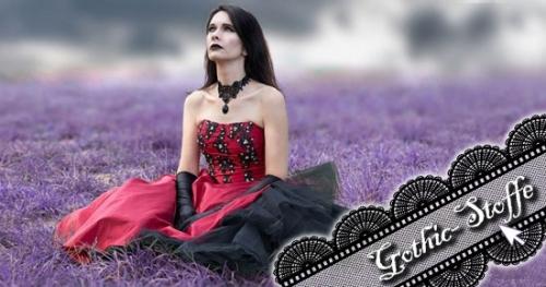 Gothic-Stoffe