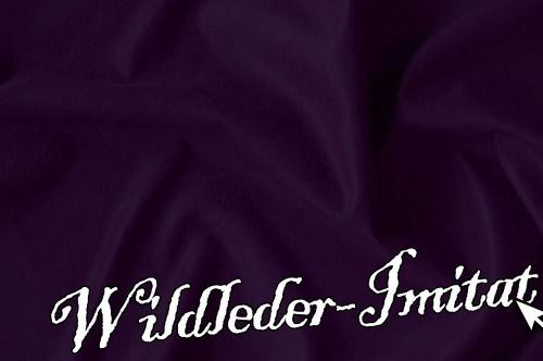 Wildleder-Imitat